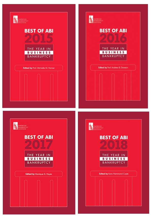 Best of ABI: Business Edition (Vol. 2, 2015-2018)