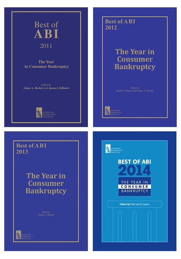 Best of ABI: Consumer Edition (Vol. 1, 2011-2014)