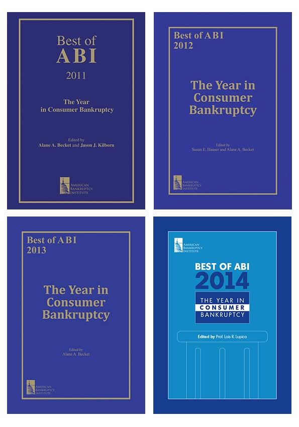 Best of ABI: Consumer Edition (Vol. 1, 2011-2014)