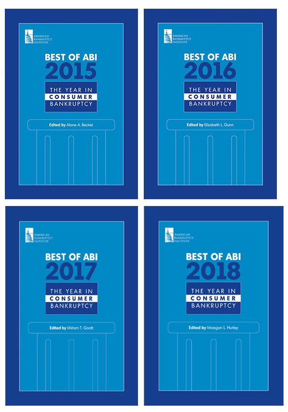 Best of ABI: Consumer Edition (Vol. 2, 2015-2018)