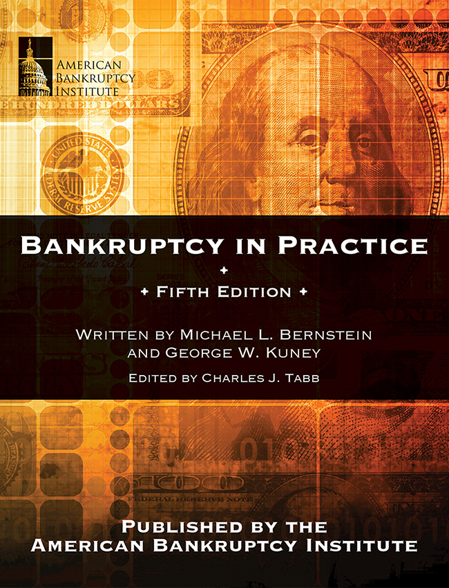 Bankruptcy in Practice, 5th Edition