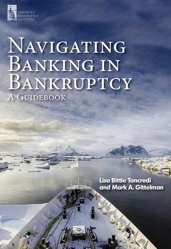 Navigating Banking in Bankruptcy: A Guidebook