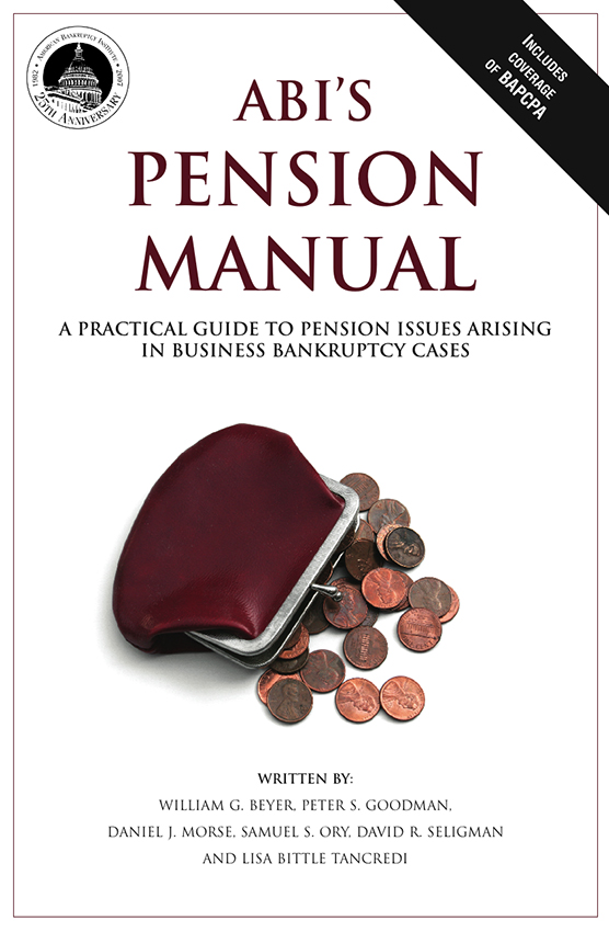 ABI's Pension Manual: A Practical Guide to Pension Issues