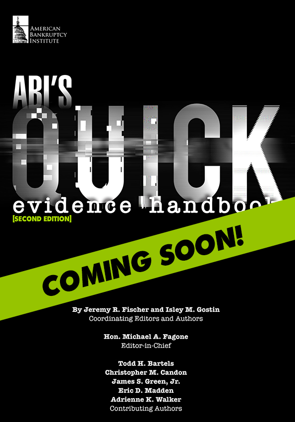 ABI's Quick Evidence Handbook, Second Edition