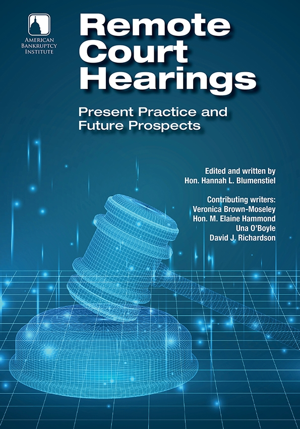 Remote Court Hearings: Present Practice and Future Prospects
