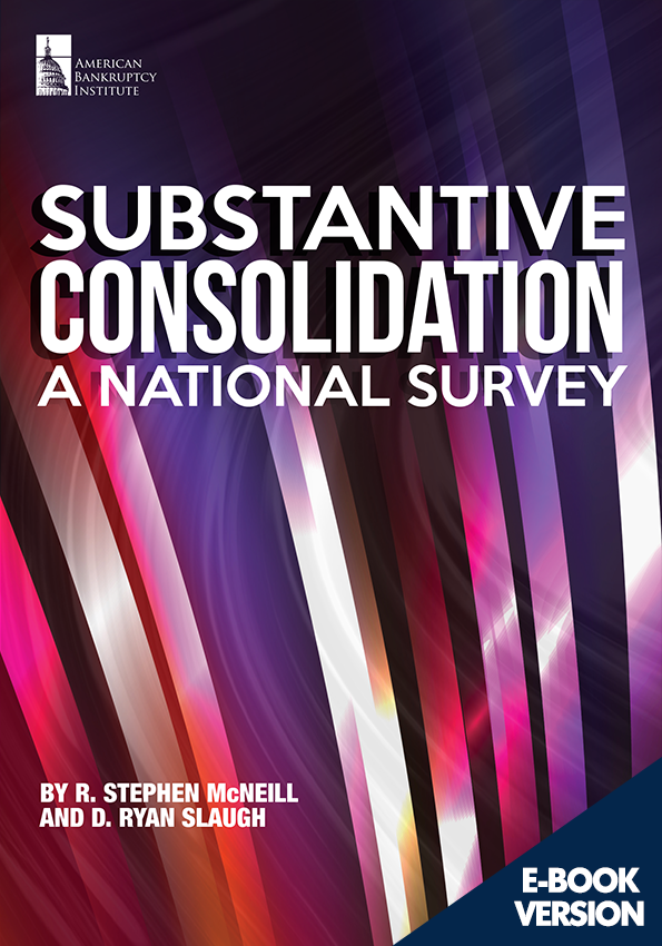Substantive Consolidation: A National Survey