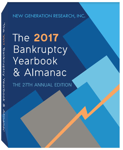 2017 Bankruptcy Yearbook & Almanac