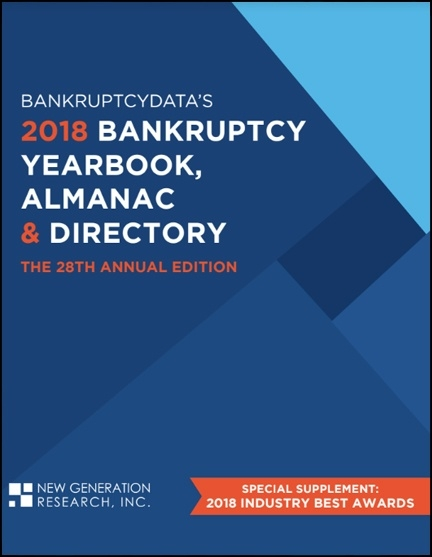 2018 Bankruptcy Yearbook & Almanac